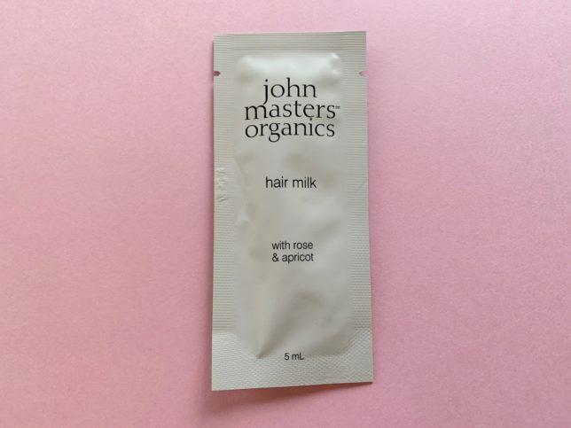 ジョンマスターオーガニックR%Aヘアミルク